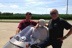 July 2014 - Craig Vetter's Fuel Economy Challenge