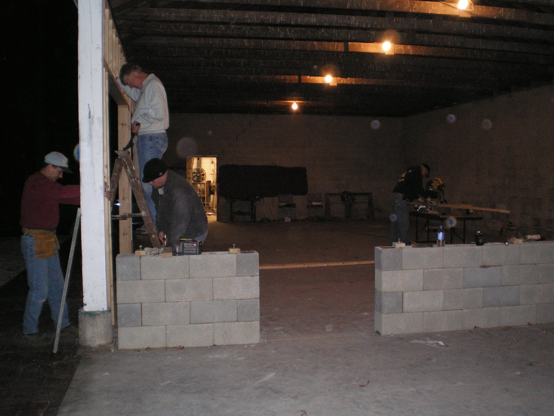 Workshop construction
